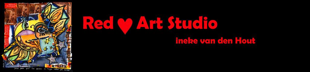Red Heart Art
