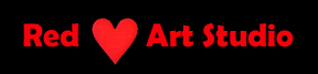 Red Heart Art